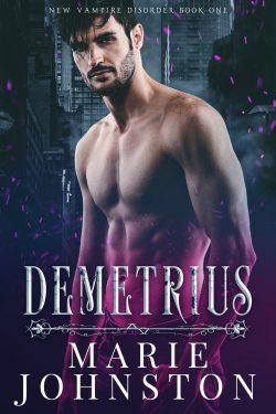 Demetrius - New Vampire Disorder - v2