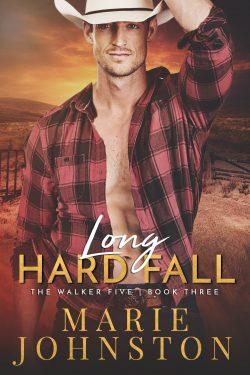 Long Hard Fall - cover